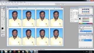 getlinkyoutube.com-how to make passport photos in telugu