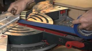 getlinkyoutube.com-How to Make Precision Cuts on your Chop Saw