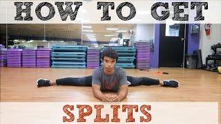 getlinkyoutube.com-STRETCHES FOR SPLITS  Daily Stretching Routine (Splits Tutorial)