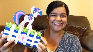 getlinkyoutube.com-Preparativos de Aniversário, Festa Tema My Little Pony: Parte 6