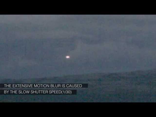 UFO Observation in Hessdalen