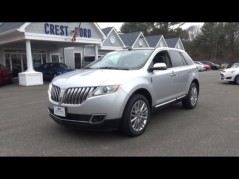2013 Lincoln MKX Niantic, New London, Old Saybrook, Norwich, Middletown, CT F3682A