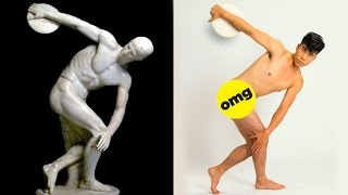 flushyoutube.com-The Try Guys Try The Ancient Olympics
