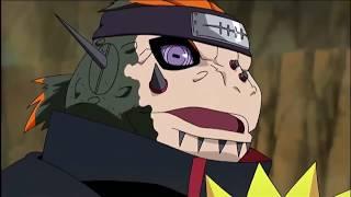 Naruto vs Pain batalla completa amv Skillet