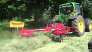 DR420 Enorossi Tedder and Rake Combination from AMIA Ltd www.agrimarketia.com 01392 580 987