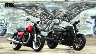 getlinkyoutube.com-Moto Guzzi Eldorado and Audace review | Visordown Road Test