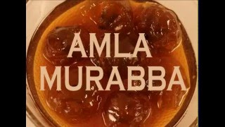 getlinkyoutube.com-Amla Murabba / Amla Sweet Pickle