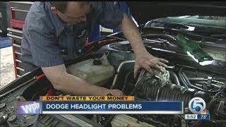 getlinkyoutube.com-Dodge headlight problems