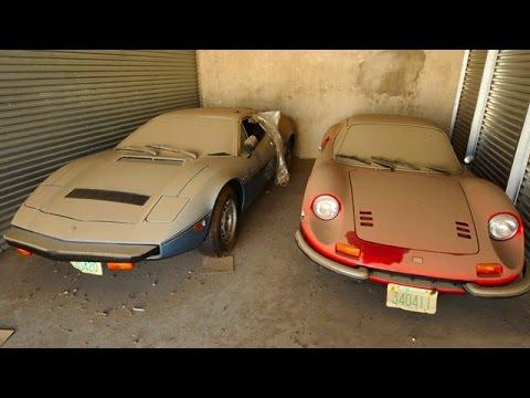 Уникальные гаражные находки