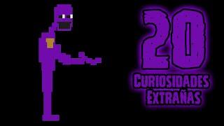 getlinkyoutube.com-Top 20: Las 20 Curiosidades Extrañas De El Hombre Morado (Purple Man)  fnaf 3