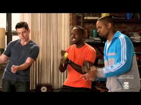 New Girl - Bad Boys Scene