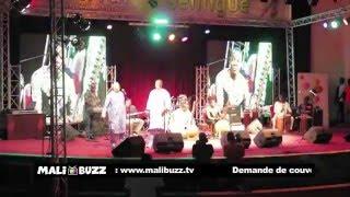 Extrait du live Sidiki & Toumani DIABATE Band au CIC de Bamako