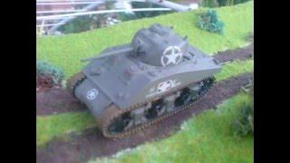 My Revell Tanks