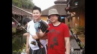getlinkyoutube.com-แพพี่โกร่ง รีสอร์ท Pe Krong Resort (GoPro HD) เขื่อนศรี
