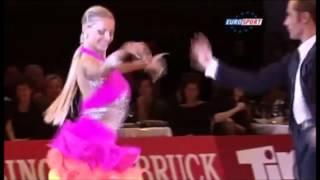 Riccardo Cocchi & Yulia Zagoruychenko   Samba Insbruck 2010
