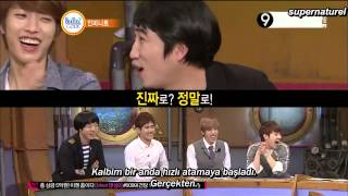 getlinkyoutube.com-Infinite Beatles Code 2 Türkçe Altyazılı Part 1