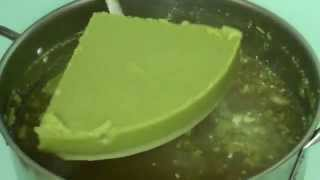 How to Make Marijuana CannaButter Part 2