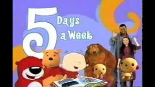 getlinkyoutube.com-Playhouse Disney promo - 5 Days A Week (2003)