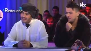 getlinkyoutube.com-محمد خساني و شابة دليلة على قناة كاي بي سي !! اليكم التعليق....