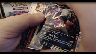 getlinkyoutube.com-BEAST Pokemon Legendary Treasures Pulls! 9 Full Arts/ EX Cards
