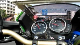 getlinkyoutube.com-Kawasaki ZRX1200DAEG(JapanOnlyModel)onboard
