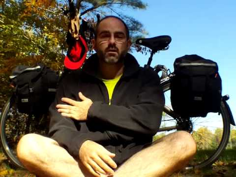Stealth Bicycle Camping and Bicycle Touring