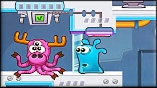 getlinkyoutube.com-Jellydad Hero (mobile version) - Game Walkthrough (all 1-35 lvl & all stars)