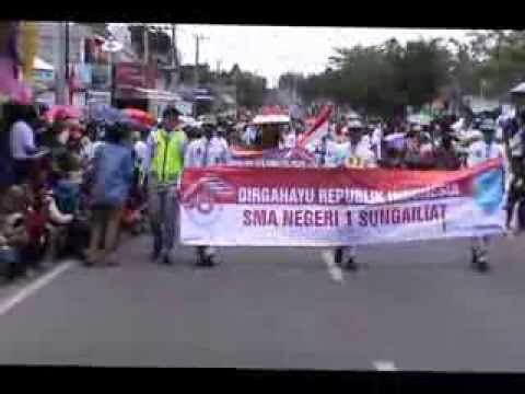 Karnaval SMA Negeri 1 Sungailiat (Full Version)