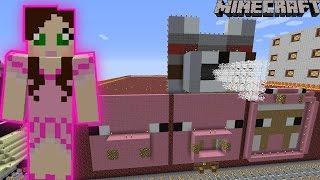 Minecraft: Notch Land - THREE LITTLE PIGS GAME [9]