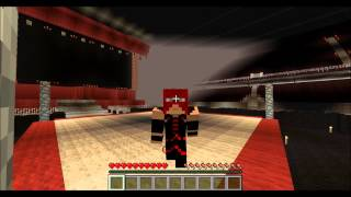 "getlinkyoutube.com-Minecraft: WWE Ep.2 ""Monday Night Raw!"""