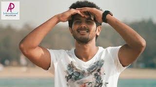 getlinkyoutube.com-Neelakasham Pachakadal Chuvanna Bhoomi Movie   Scenes   Paloma teaches Dulquer surfing