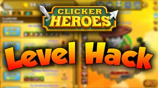 getlinkyoutube.com-► Level Hack ▪ CLICKER HEROES ▪ with Cheat Engine ◄