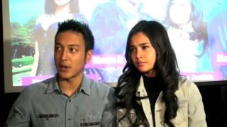 getlinkyoutube.com-Dimas Anggara & Michelle Zudith Ditegur Satpam