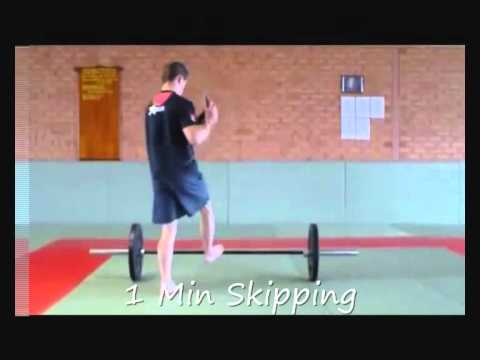 Workouts for Judo Video Demo