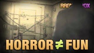 Silent Hill 4: The Room or (Horror ≠ Fun) ➣ RagnarRox