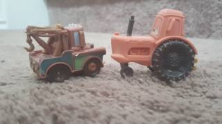 getlinkyoutube.com-Mater's Tractor tipping by Seth