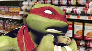 getlinkyoutube.com-Leo and Raph: Soup Store