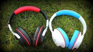 getlinkyoutube.com-Mixcder ShareMe 7 Bluetooth Headphones Review - Share the Music!