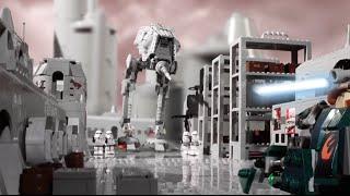 getlinkyoutube.com-Rebels Paint the Town Orange - LEGO Star Wars - Stop Motion