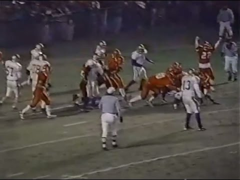 Mount Carmel Area vs Bishop McDevitt 1996