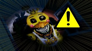 getlinkyoutube.com-Nightmare Toy Chica Jumpscare