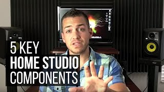 getlinkyoutube.com-The 5 Key Home Studio Components - TheRecordingRevolution.com