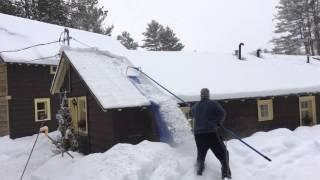 getlinkyoutube.com-Avalanche Roof Rake!