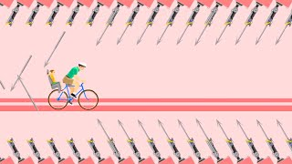 ESCAPE THE HARPOONS! (Happy Wheels #34)
