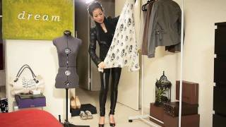 getlinkyoutube.com-Pairing: What to wear with Leather Pants