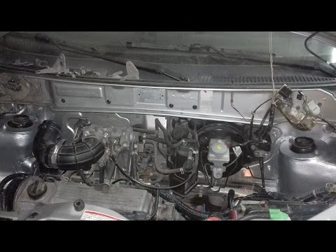 Где у Suzuki SX4 опорный подшипник