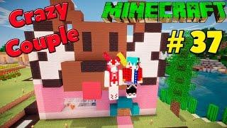 getlinkyoutube.com-Minecraft มายคราฟ [Crazy Couple] #37 สร้างร้านขายสัตว์เลี้ยงสุดอลเวง
