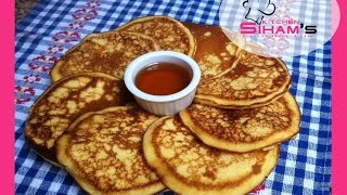getlinkyoutube.com-harcha pancake حرشة حلوة على شكل بان كيك رووعة