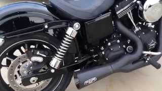 getlinkyoutube.com-2015 Harley Street Bob Arlen Ness F-bomb