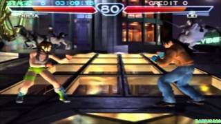 getlinkyoutube.com-Tekken 4 - [Arcade - HD] - Julia Playthrough